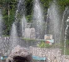 Complejo Escultórico Memorial a los Malagones, erigido en la comunidad El Moncada, en el municipio pinareño de Viñales