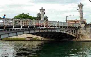 Puente de Versalles, Matanzas