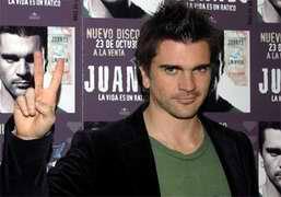 Juanes asitirá a concierto en La Habana