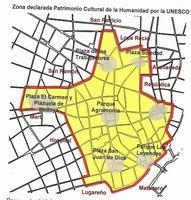 Mapa de la Villa de Santa María del Puerto del Príncipe