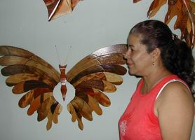 Marleny Marrero Machado - Mariposas