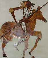 Marleny Marrero Machado - Quijote