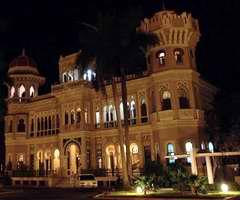 El Palacio de Valle monumento de Cienfuegos