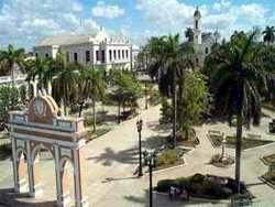 Arco de Triunfo en Cienfuegos