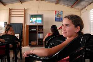 Salas de televisión en Cienfuegos