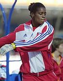 Yipsi Moreno. Foto de archivo
