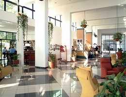 Hotel Jagua - Lobby