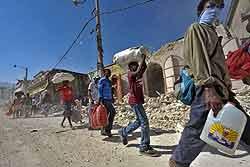 Terremto Haití