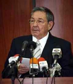 Raúl Castro: La cooperación cubana estará al servicio de los nobles anhelos de paz