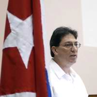 FM Bruno Rodríguez Opens Meeting of Cubans Resident Abroad