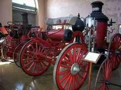 El museo de bomberos de la ciudad de Matanzas atesora verdaderas maravillas
